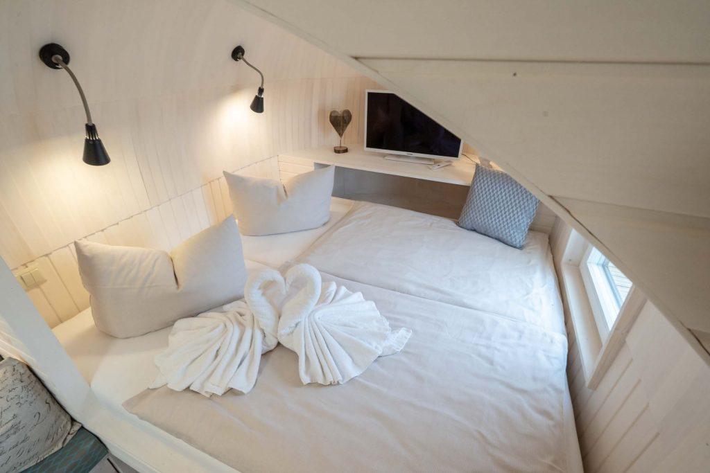 Iglu Camp Schlafzimmer